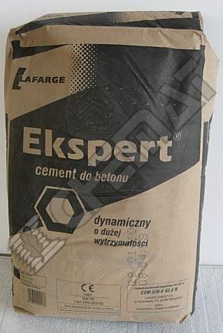 Cement 25kg cena